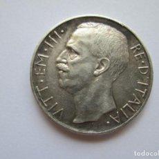 Moedas antigas da Europa: ITALIA * 1000 LIRAS 1927 * PLATA. Lote 271843073