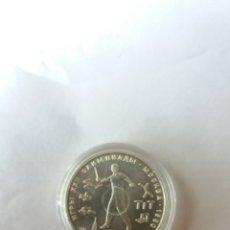 Monedas antiguas de Europa: MONEDA PLATA RUSA. Lote 271992978