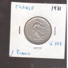 Monedas antiguas de Europa: MONEDAS DEL MUNDO FRANCIA. Lote 274261793