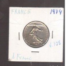 Monedas antiguas de Europa: MONEDAS DEL MUNDO FRANCIA. Lote 274261913