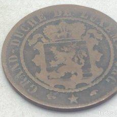 Monedas antiguas de Europa: MONEDA 1860. 10 CÉNTIMOS. LUXEMBURGO. KM 23. BC. REY GUILLERMO III.. Lote 274309898