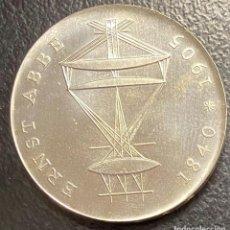 Monedas antiguas de Europa: ALEMANIA ORIENTAL, MONEDA DE PLATA DE 20 MARCOS, DEL AÑO 1980. Lote 275198908