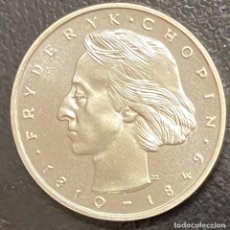 Monedas antiguas de Europa: POLONIA, MONEDA DE PLATA DE 50 ZLOTE, AÑO 1972. Lote 275225583