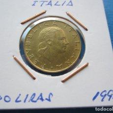 Monedas antiguas de Europa: MONEDA DE ITALIA DE 200 LIRAS DE 1994 CONMEMORATIVA SC-. Lote 275795883