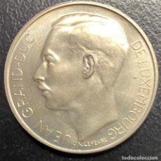 Monedas antiguas de Europa: LUXEMBURGO, MONEDA DE PLATA DE 100 FRANCOS, AÑO 1964. Lote 276642978