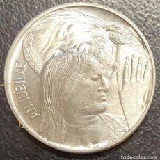 Monedas antiguas de Europa: VATICANO, MONEDA DE PLATA DE 500 LIRAS, AÑO 1963. Lote 276790548