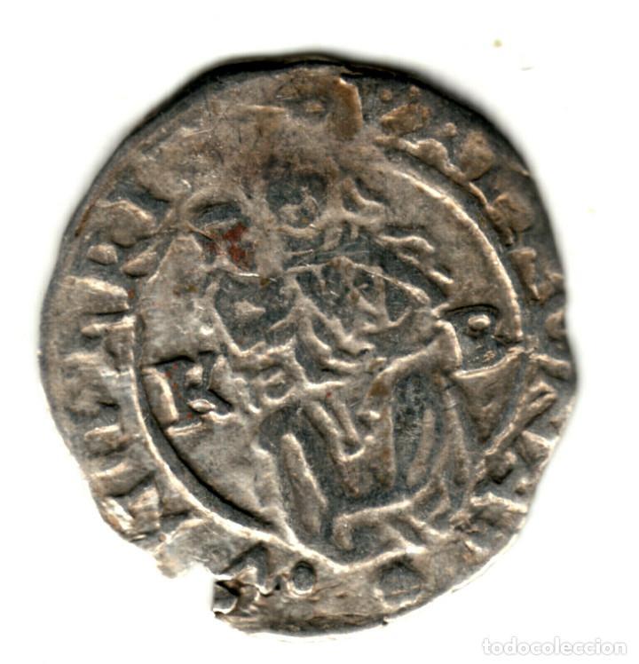 Monedas antiguas de Europa: HUNGRIA Denario plata 1565 K.B. Fernando I del Sacro Imperio Romano Germánico - Foto 2 - 277172938