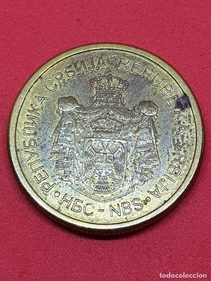 Monedas antiguas de Europa: 1 DINAR 2011 SERBIA - Foto 2 - 277262553