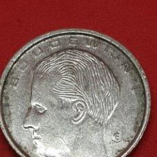 Monedas antiguas de Europa: 1 FRANCO BÉLGICA (BELGIË) 1990. Lote 277262848