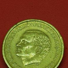 Monedas antiguas de Europa: 10 CORONAS SUECIA 1991 (ORO NÓRDICO). Lote 277263258