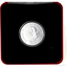 Monedas antiguas de Europa: [#820922] MÓNACO, 5 EURO, 2008, PARIS, FDC, PLATA, KM:197. Lote 277306283