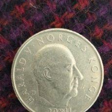 Monedas antiguas de Europa: 10 CORONAS NORUEGA 2011. Lote 277612478