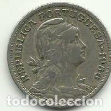 Moedas antigas da Europa: 50 CENTAVOS PORTUGAL - 1956 - FOTOS. Lote 278385228