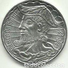 Moedas antigas da Europa: 50 ESCUDOS PORTUGAL - COMEMORATIVA - V. GAMA - 1969 - PLATA - FOTOS. Lote 278456703