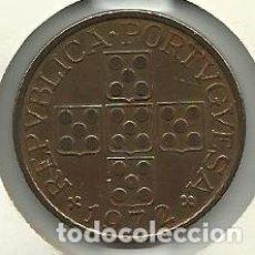 Moedas antigas da Europa: 1 ESCUDO PORTUGAL - 1972 - FOTOS. Lote 278460988