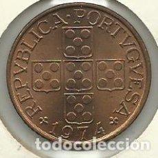 Moedas antigas da Europa: 1 ESCUDO PORTUGAL - 1974 - FOTOS. Lote 278461238