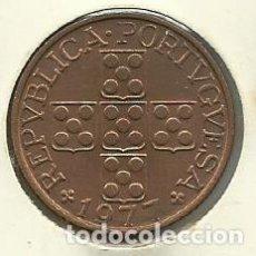 Moedas antigas da Europa: 1 ESCUDO PORTUGAL - 1977 - FOTOS. Lote 278461573