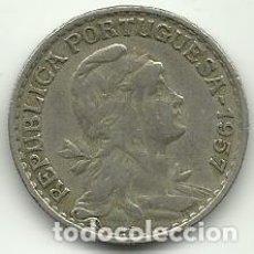 Moedas antigas da Europa: 1 ESCUDO PORTUGAL - 1957 - FOTOS. Lote 278503808