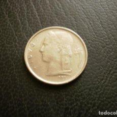 Monete antiche di Europa: BELGICA 1 FRANCO 1975 BELGIQUE. Lote 279347723