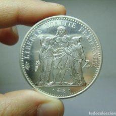 Monedas antiguas de Europa: 10 FRANCOS. PLATA. REP. FRANCESA - 1973. Lote 279403318