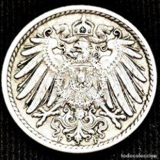 Monete antiche di Europa: ⚜️ A2218. 1913 F. 5 PFENNIG. SUBASTA TODO ALEMANIA. Lote 286745288