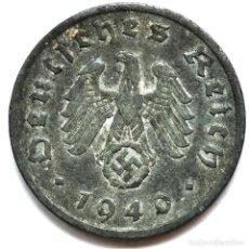 Monete antiche di Europa: ⚜️ A2216. 1940 F. 1 REICHSPFENNIG. NAZI III REICH. SUBASTA TODO ALEMANIA. Lote 286745458