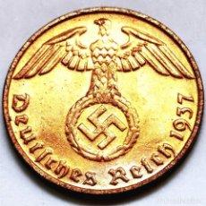 Monete antiche di Europa: ⚜️ A2209. SIN CIRCULAR. 1937 D. 1 REICHSPFENNIG. NAZI III REICH. SUBASTA TODO ALEMANIA. Lote 286745763