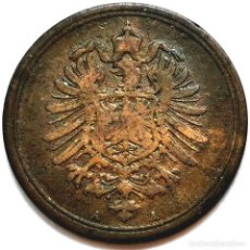 Monete antiche di Europa: ⚜️ A2207. 1885 A. 1 PFENNIG. SUBASTA TODO ALEMANIA. Lote 286745873