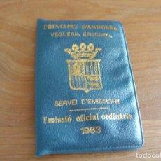Monedas antiguas de Europa: 1 DINER. PRINCIPAT D' ANDORRA. EMISSIÓ OFICIAL 1983. Lote 286887253