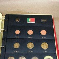 Monedas antiguas de Europa: COLECCIÓN DE MONEDAS PORTUGAL 2007 3DE2€-1€-0,50€-0,20€-0,10€-0,05€-0,02€-0,01€. Lote 287239808