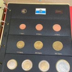 Monedas antiguas de Europa: COLECCIÓN DE MONEDAS SAN MARINO 2004 10€-10€-2€-1€-0,50€-0,20€-0,10€-0,05€-0,02€-0,01€. Lote 287245038