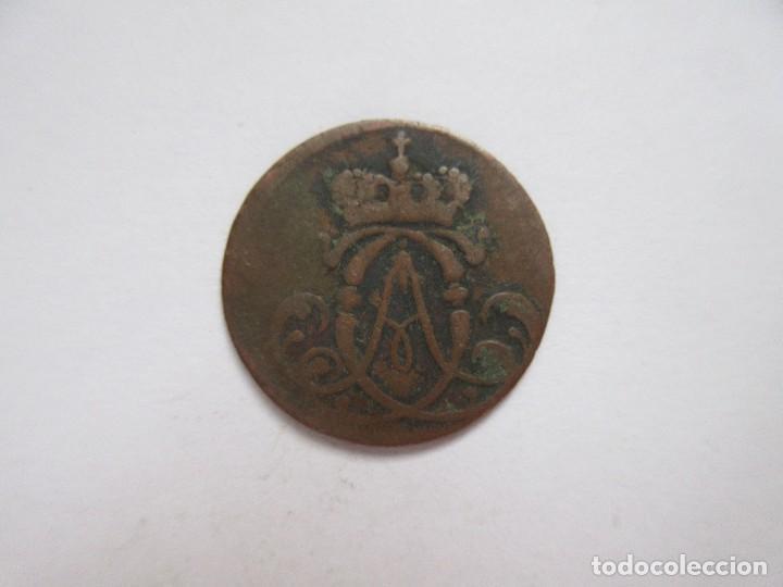 MONEDA 1754 (Numismática - Extranjeras - Europa)