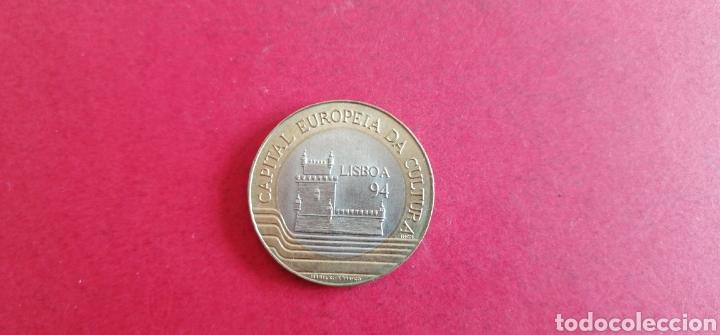 200 ESCUDOS DE PORTUGAL 1994. CAPITAL EUROPEA DE LA CULTURA (Numismática - Extranjeras - Europa)