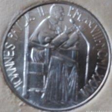 Monedas antiguas de Europa: VATICANO CARTERA OFICIAL 1986 JUAN PABLO II. Lote 287701173