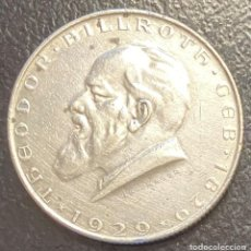 Monedas antiguas de Europa: AUSTRIA, MONEDA DE PLATA DE 2 CHELINES, AÑO 1929. Lote 287984648