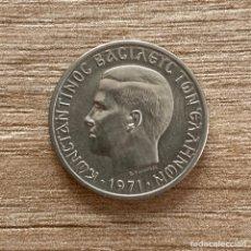 Monedas antiguas de Europa: 1 DRACMA 1971 GRECIA SC. Lote 288147553