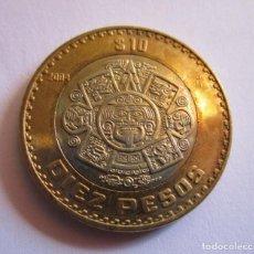 Monedas antiguas de Europa: MEXICO . MONEDA BIMETALICA SIN CIRCULAR. Lote 288302713
