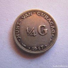 Monedas antiguas de Europa: CURACAO . MONEDA DE PLATA A CATALOGAR. Lote 288303803