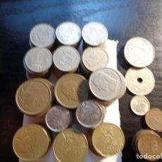 Monnaies anciennes de Europe: LOTE DE 150 MONEDAS DE BÉLGICA (BELGIË). Lote 288304903