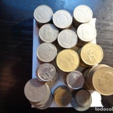 Monnaies anciennes de Europe: LOTE DE 149 MONEDAS DE BÉLGICA (BELGIQUE). Lote 288305018