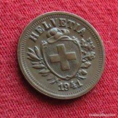 Monete antiche di Europa: SUIZA 1 RAPPEN 1941 SWITZERLAND #1. Lote 253934645