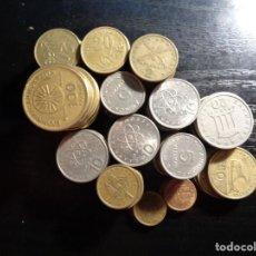 Monnaies anciennes de Europe: LOTE DE 125 MONEDAS DE GRECIA. Lote 288434558