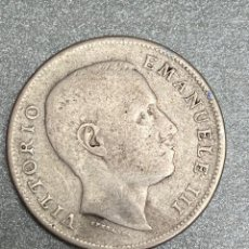 Monedas antiguas de Europa: ITALIA. REINO VITTORIO EMANUELE III. 1 LIRA 1906 ROMA. Lote 288512238