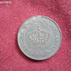 Monnaies anciennes de Europe: RUMANIA ROMANIA 20 LEI 1943. Lote 288648898