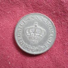 Monnaies anciennes de Europe: RUMANIA 5 LEI AÑO 1942. Lote 288649023