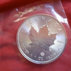 Monedas antiguas de Europa: CANADA 2021 - 1 ONZA DE PLATA PURA. Lote 288731233
