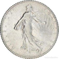 Monedas antiguas de Europa: [#371940] MONEDA, FRANCIA, SEMEUSE, FRANC, 1919, PARIS, EBC, PLATA, KM:844.1, GADOURY:467. Lote 289214248