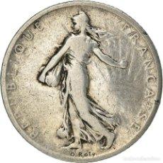 Monedas antiguas de Europa: [#371887] MONEDA, FRANCIA, SEMEUSE, FRANC, 1899, PARIS, BC+, PLATA, KM:844.1, GADOURY:467. Lote 289214738