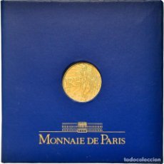 Monedas antiguas de Europa: [#181346] FRANCIA, 100 EURO, LA SEMEUSE, 2009, PARIS, FDC, ORO. Lote 289215513