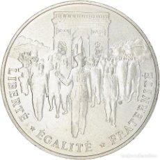 Monedas antiguas de Europa: [#220343] MONEDA, FRANCIA, LIBÉRATION DE PARIS, 100 FRANCS, 1994, PARIS, EBC+, PLATA. Lote 289228273